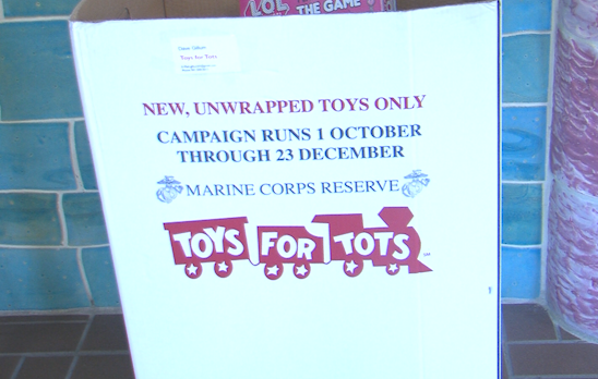 Venice City Hall And The Munil Airport Are Collection Points For This Year S Toys Tots Program Members Of Community Asked To Drop