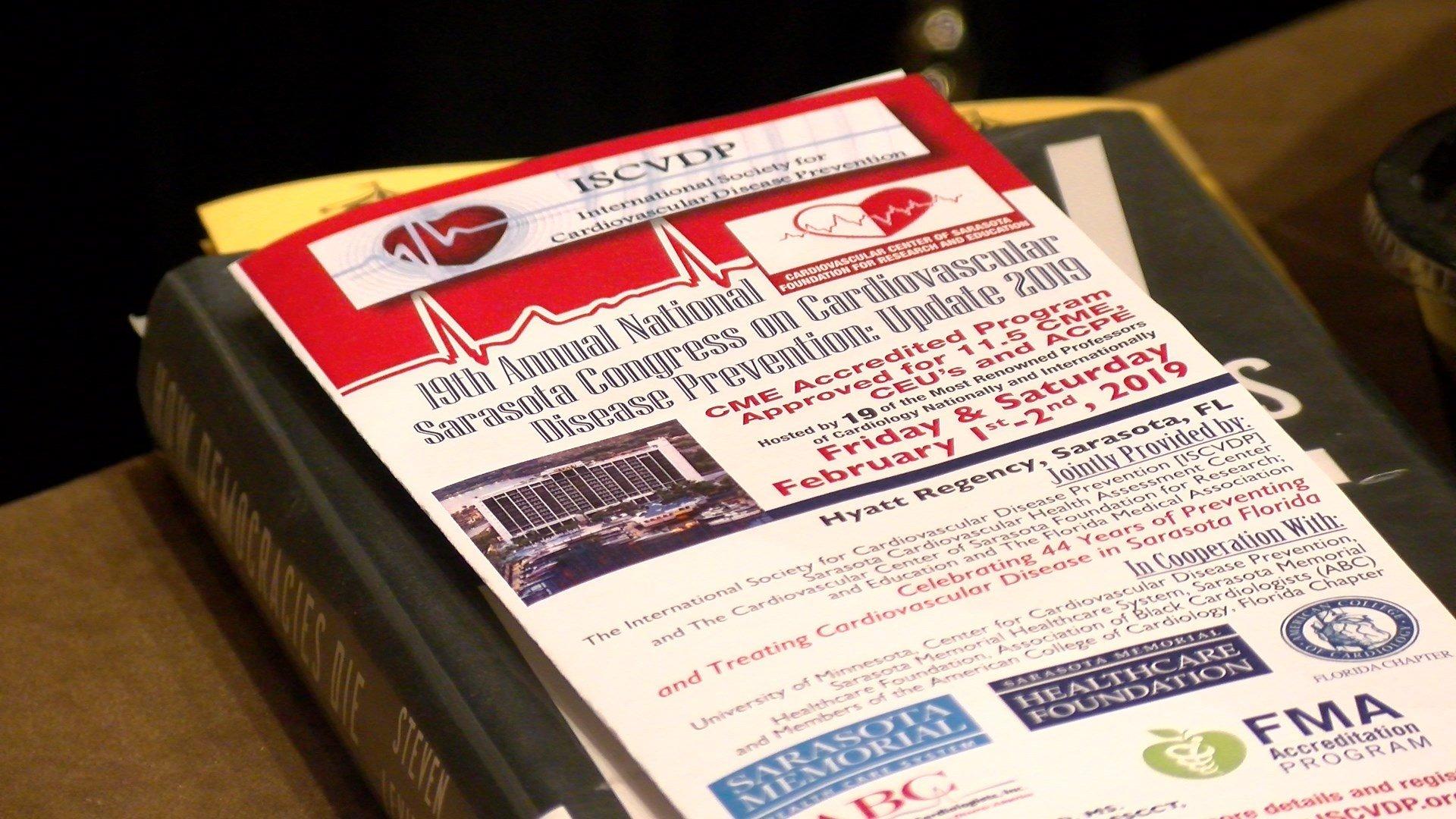 Annual cardiovascular congress tackles heart disease